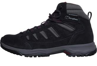 9eff1f88dc8a52 Berghaus Mens Expeditor AQ Trek 2.0 Waterproof Hiking Boots Black Red