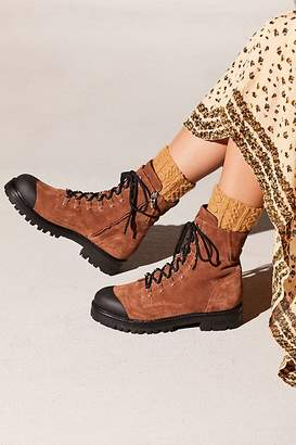 Sigerson Morrison Irene Lace-Up Boot
