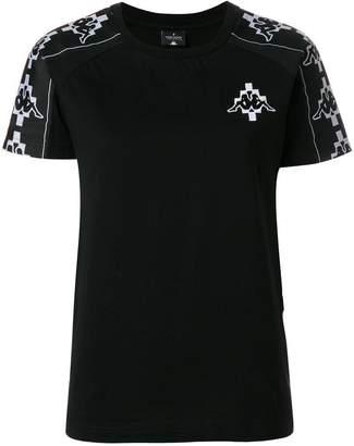 Marcelo Burlon County of Milan Kids X Kappa print T-shirt