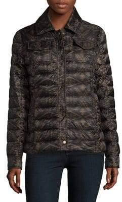 Pendleton Short Puffer Coat