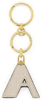 Henri Bendel Alphabet Leather A Bag Charm