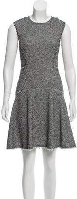 Rebecca Taylor Sleeveless A-Line Dress