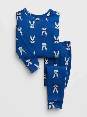 Gap Bunny PJ Set
