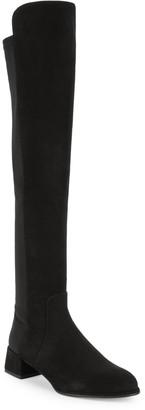 Stuart Weitzman Fifo Suede Tall Boots