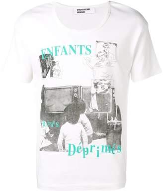 Enfants Riches Deprimes le television t-shirt
