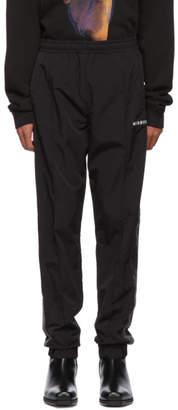 Misbhv Black Warsaw Track Pants