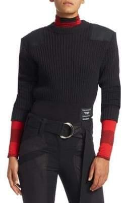 Proenza Schouler PSWL Rib-Knit Sweater