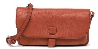 Lucky Brand Jill Leather & Suede Convertible Wallet