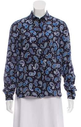Stella McCartney Silk Printed Tunic