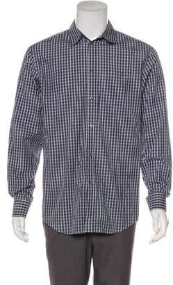 DSQUARED2 Plaid Woven Shirt