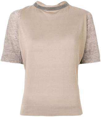 Fabiana Filippi shortsleeved jumper