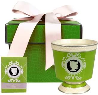 Seda France Cameo Patina Ceramic Candle & Sachet Gift Set