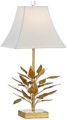 Allure Table Lamp - Antiqued Gold - Wildwood