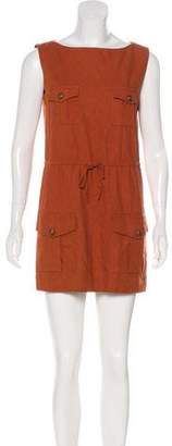 Gerard Darel Silk Mini Dress w/ Tags