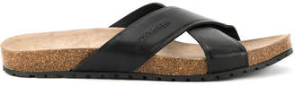 DSQUARED2 cross strap sandals
