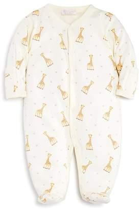 Kissy Kissy Unisex Sophie La Girafe Print Footie - Baby $40 thestylecure.com