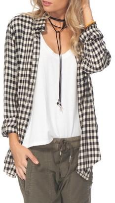 Women's Rip Curl Gemma Shirt $49.50 thestylecure.com