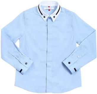 Givenchy Stretch Cotton Poplin Shirt