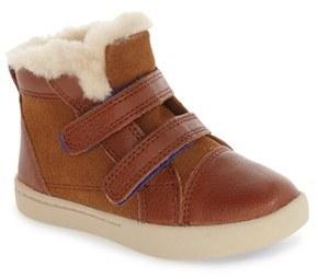 UGG ® 'Rennon' High Top Sneaker (Walker & Toddler) $64.95 thestylecure.com