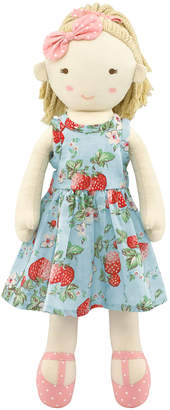 Cath Kidston Mini Wild Strawberry Doll's Dress