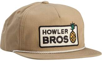Howler Brothers Hospitality Snapback Hat