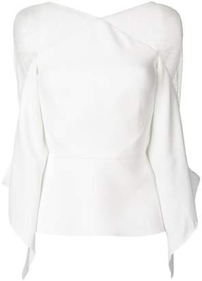 Roland Mouret Harthill blouse