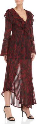 Religion Temper Maxi Dress