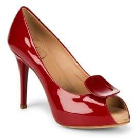 Roger Vivier Patent Leather Stiletto Heels