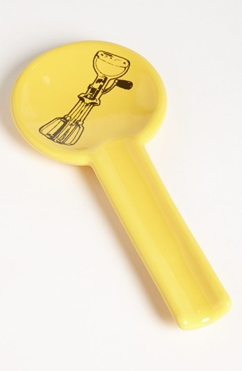 CircaCeramics 'Hand Mixer' Spoon Rest