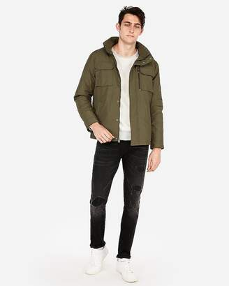 Express Nylon Five Pocket Jacket