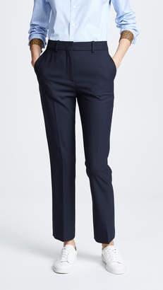 Victoria Beckham Victoria Straight Leg Pants