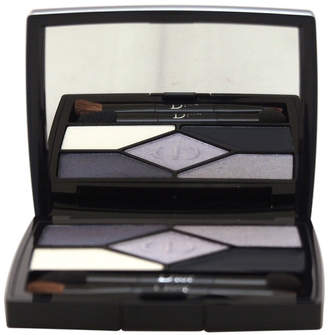 Christian Dior 0.2Oz 208 Navy Design All-In-One Professional Eye Palette