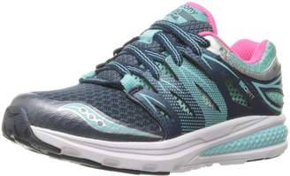 Saucony Kids Zealot 2 Athletic Running Shoe