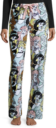 DISNEY Disney Princess Fleece Pajama Pants-Juniors $30 thestylecure.com