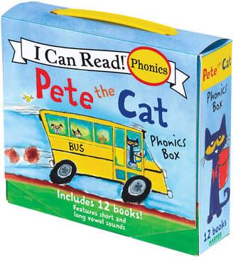 Harper Collins Publishers Pete The Cat Phonics Box