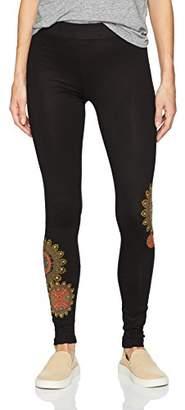 Desigual Women's Donovan Woman Knitted Legging