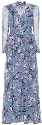 Erdem Marcia floral silk gown