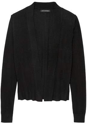 Banana Republic Cropped Cardigan Sweater