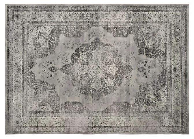 Mason Rug – Gray – 12'x18′