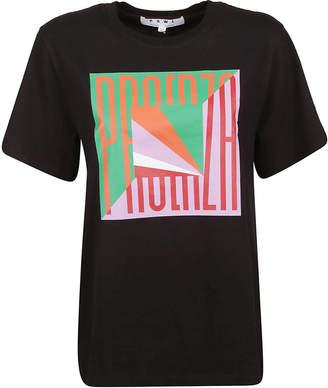 Proenza Schouler Graphic Logo T-shirt