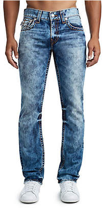True Religion MENS BIG T STRAIGHT JEAN W/ FLAP