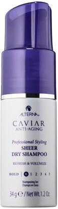 Alterna Haircare Haircare - CAVIAR Anti-Aging Sheer Dry Shampoo Powder Spray