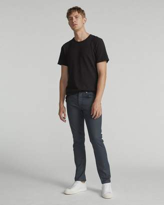 Rag & Bone Fit 1 in coated blue