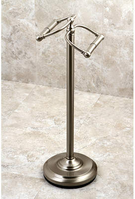 Kingston Brass Palm Desert Freestanding Toilet Paper Holder