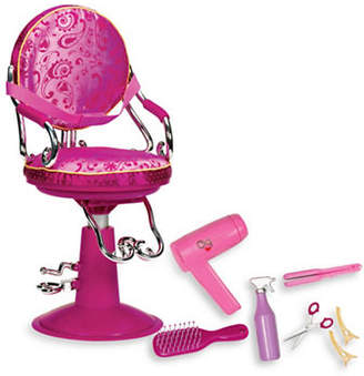 Our Generation Pink Salon Chair