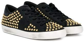 Philippe Model Kids TEEN studded sneakers