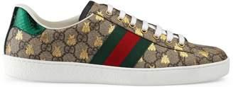 Gucci Ace GG Supreme bees sneaker