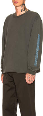 Yeezy Season 6 Calabasas Long Sleeve T Shirt
