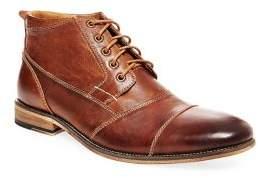 Steve Madden Jabbar Casual Leather Chukka Boots