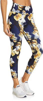 Nanette Lepore Play Fall Skandi Print Leggings